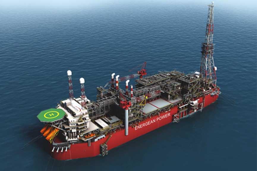 Energean: Δύο νέα συμβόλαια για 1,4 δισεκ. κυβικά μέτρα αερίου ετησίως στο Ισραήλ
