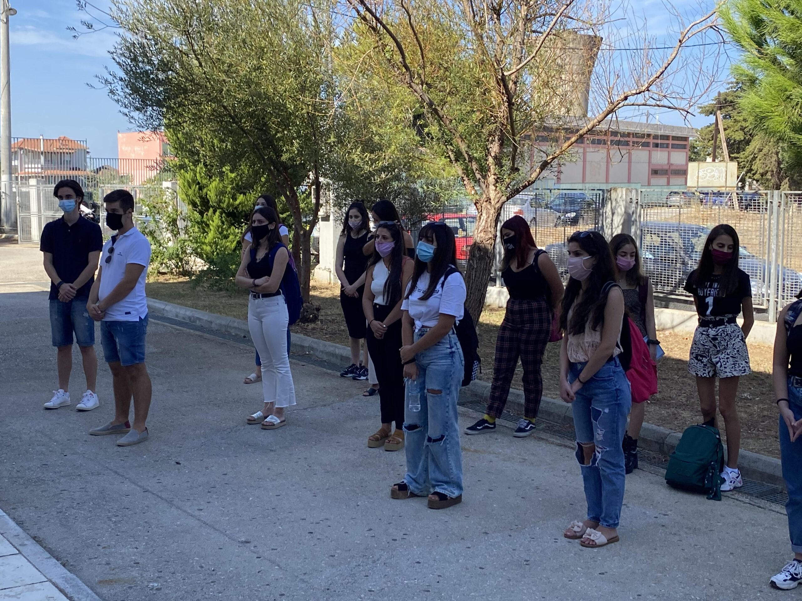 Χαιρετισμός Δημάρχου Ανδραβίδας - Κυλλήνης Γ. Λέντζα για την έναρξη της νέας Σχολικής Χρονιάς- Παραβρέθηκε σε αγιασμούς σχολείων (Photos)