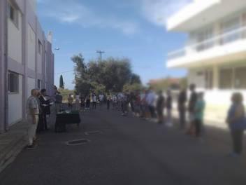 Δήμος Ήλιδας: Παρουσία Δημάρχου Γιάννη Λυμπέρη σε Αγιασμούς για την έναρξη της σχολικής χρονιάς στην Αμαλιάδα (photos)