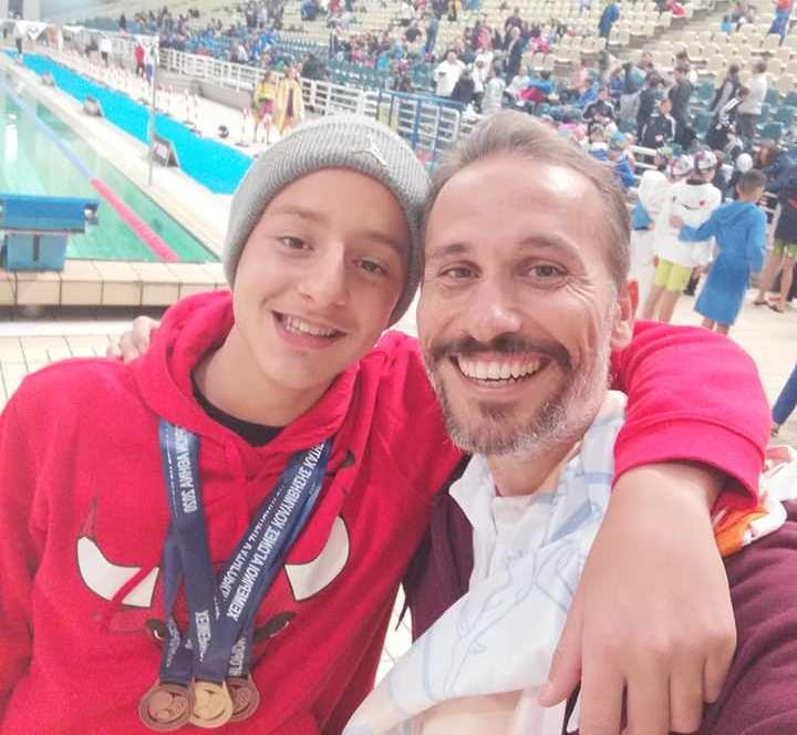 Μάριος Αναστασόπουλος: Το «αύριο» της Ηλείας, ο αθλητής κολύμβησης του Επειούπου έφερε δυο μετάλλια μέσω... Πατρών!