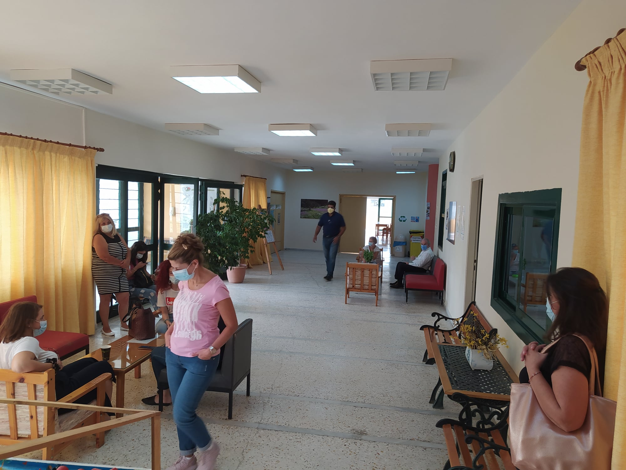 Έλεγχοι για covid-19 στο δήμο Ανδρίτσαινας-Κρεστένων (photos)