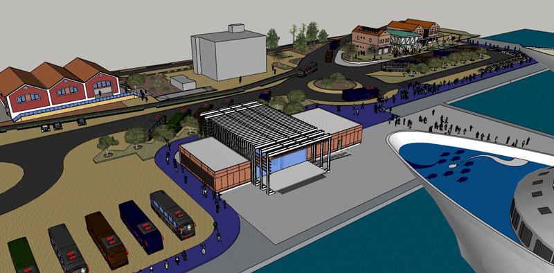 ΠΔΕ: Αλλάζει όψη το λιμάνι του Κατακόλου – Υπογραφές από τον Περιφερειάρχη Νεκτάριο Φαρμάκη για την αναβάθμιση της χερσαίας ζώνης (photos)