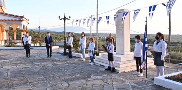 Το ΚΔΑΠ Ζαχάρως τίμησε την 28η Οκτωβρίου (photos)