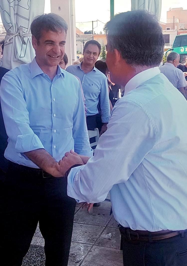 Δημήτρης Κωνσταντόπουλος:Ζήτησε την προσωπική παρέμβαση Κικίλια για λύσεις στο Νοσοκομείο Αμαλιάδας! - Σηκώνει το γάντι… με σκληρή κριτική στους τοπικούς αρμοδίους για το θέμα