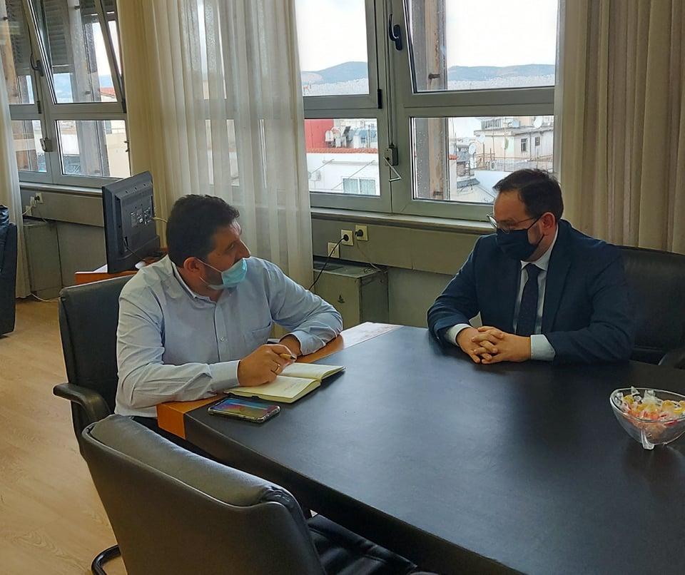 Νίκος Κοροβέσης: Σημαντική η παρέμβαση για σιδηροδρομική γραμμή Κατακόλου – Πύργου – Αρχ. Ολυμπίας
