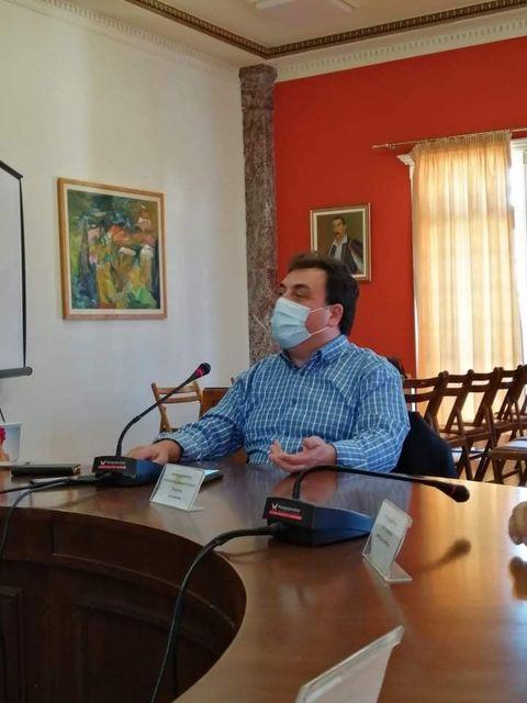 Πύργος: Οι επόμενες κινήσεις και δράσεις για τον δρόμο Πάτρα-Πύργος από το Πανηλειακό Συμβούλιο Αιρετών- Αίτημα για συνάντηση με τον Κ. Μητσοτάκη (photos)
