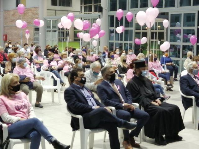 Δήμος Πύργου: Εκδήλωση για τον καρκίνο του μαστού- Ένα ηχηρό μήνυμα ελπίδας σε όλες τις γυναίκες (photos- ΒΙΝΤΕΟ)