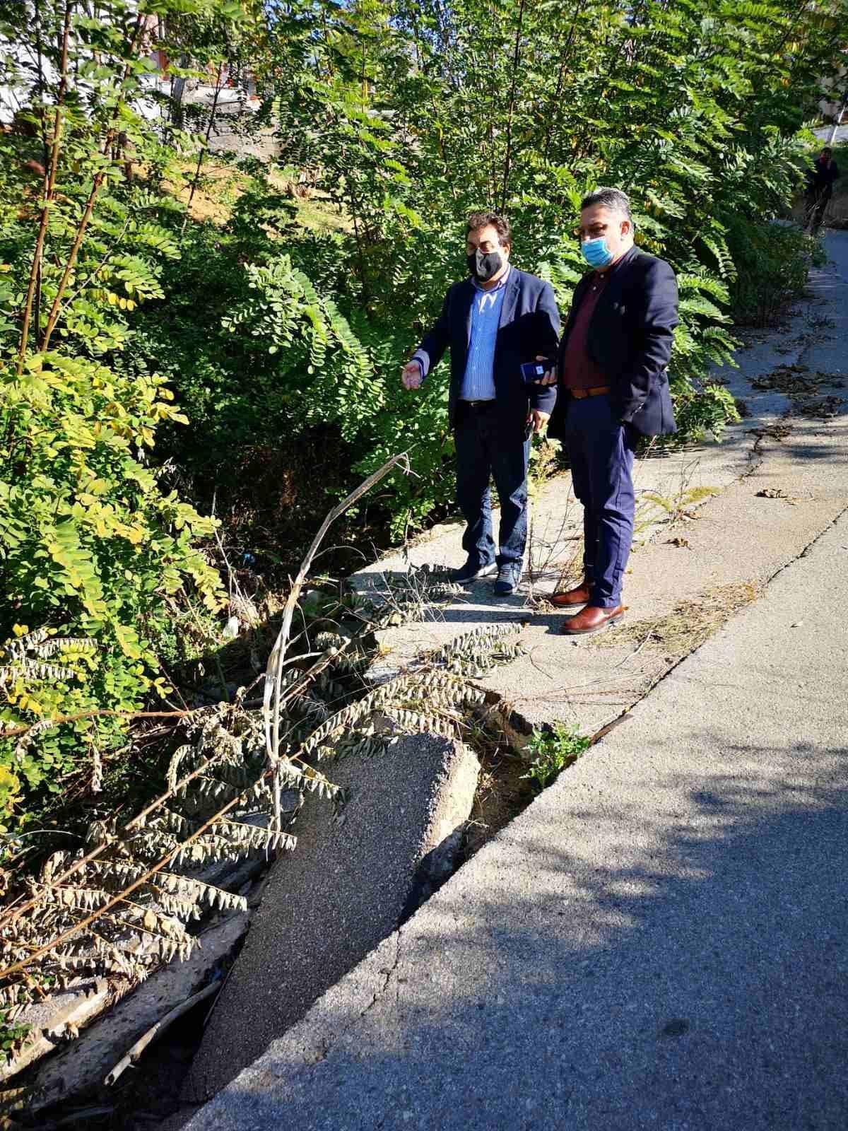 Δήμος Πύργου: Εγκαταστάθηκε ο εργολάβος για το έργο αντικατάσταση τμήματος του υπάρχοντος δικτύου ομβρίων υδάτων στην Τ.Κ. Ανεμοχωρίου
