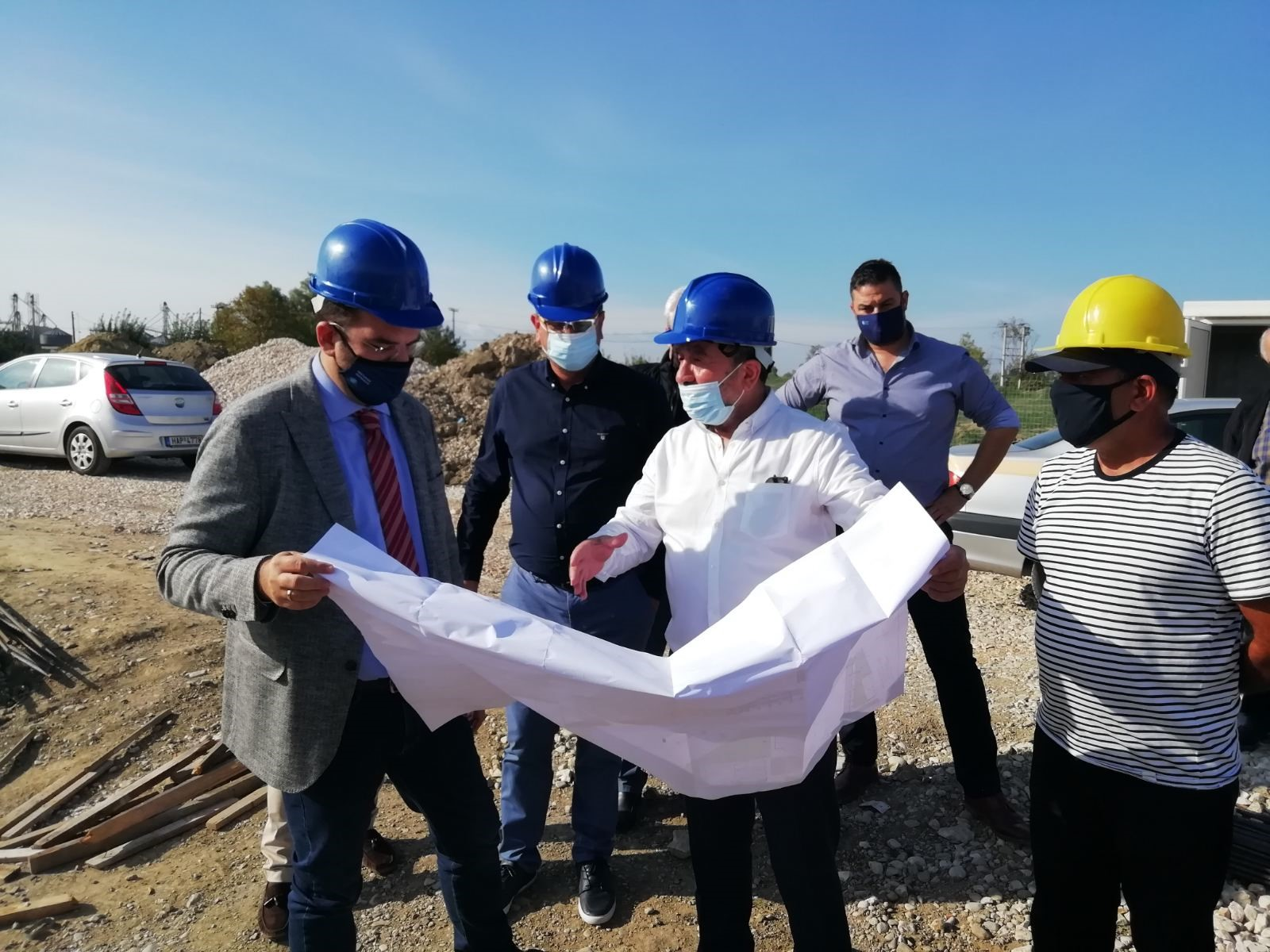 Στην Ηλεία ο Ν. Φαρμάκης: Επίβλεψη στα έργα σε σχολικές μονάδες στο δήμο Ανδραβίδας – Κυλλήνης (photos)