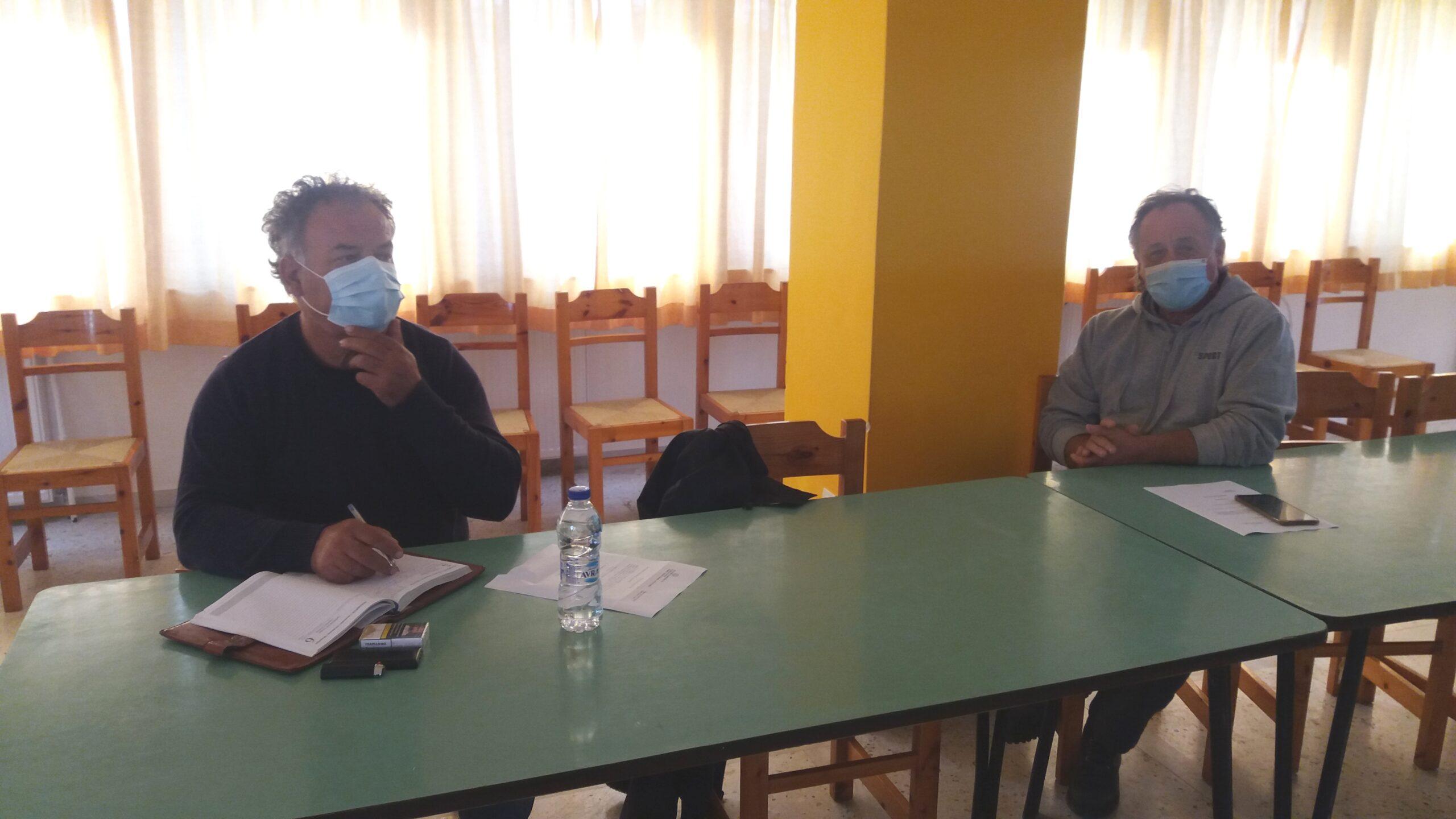 Δήμος Ανδρίτσαινας-Κρεστένων:Λήψη μέτρων και οργάνωση υπηρεσιών κατά του covid-19