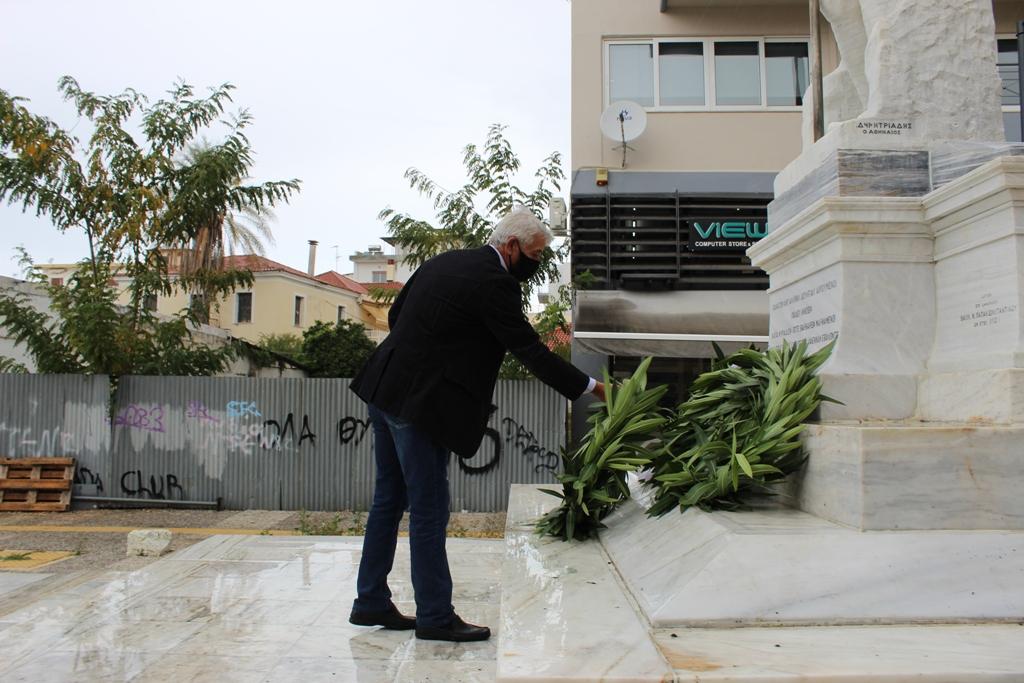 Δήμος Ήλιδας: Στη «σκιά» της πανδημίας οι εκδηλώσεις για την επέτειο του Πολυτεχνείου