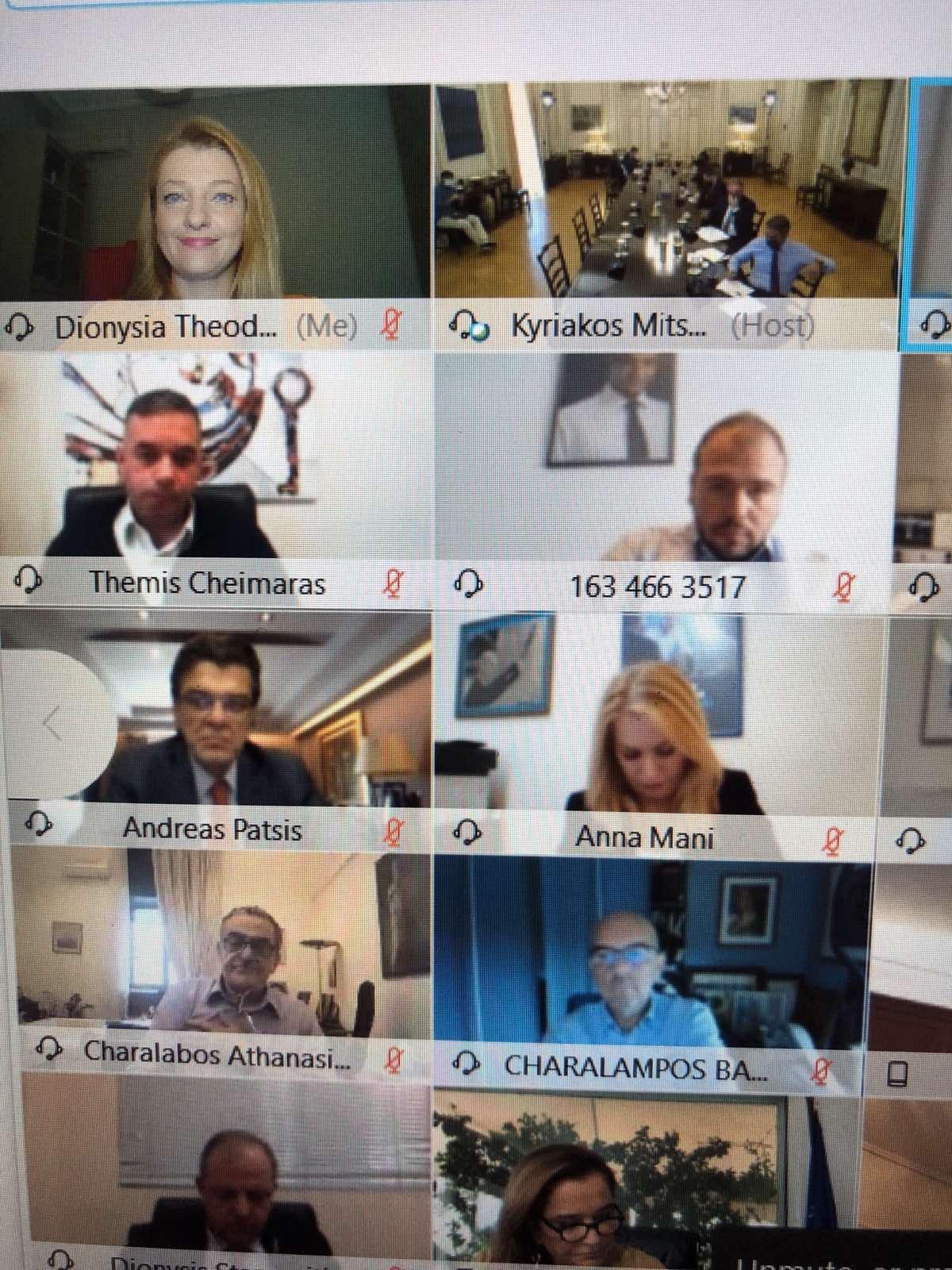 Αυγερινοπούλου: Συνάντηση Πρωθυπουργού με την ΚΟ ΝΔ- Προτεραιότητες ο αυτοκινητόδρομος Πάτρας – Πύργου, η στελέχωση των νοσοκομείων και η προσέλκυση επενδύσεων για αντιμετώπιση της ανεργίας