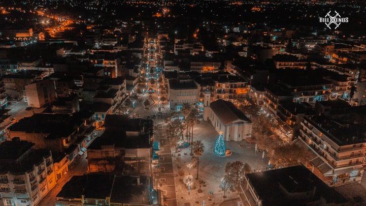 Δήμος Ήλιδας: Η Αμαλιάδα έχει φορέσει τα γιορτινά της