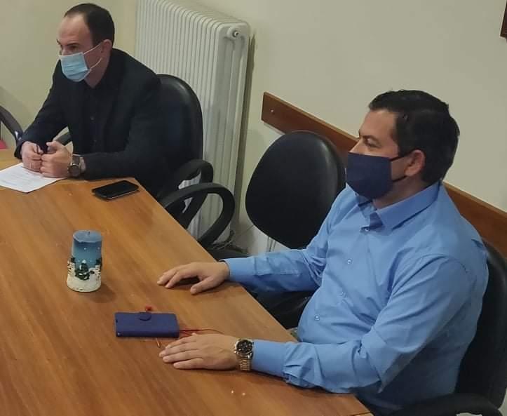 ΠΔΕ: Σύσκεψη για την διαχείριση των γεωργικών αποβλήτων στον Δήμο Ανδραβίδας - Κυλλήνης