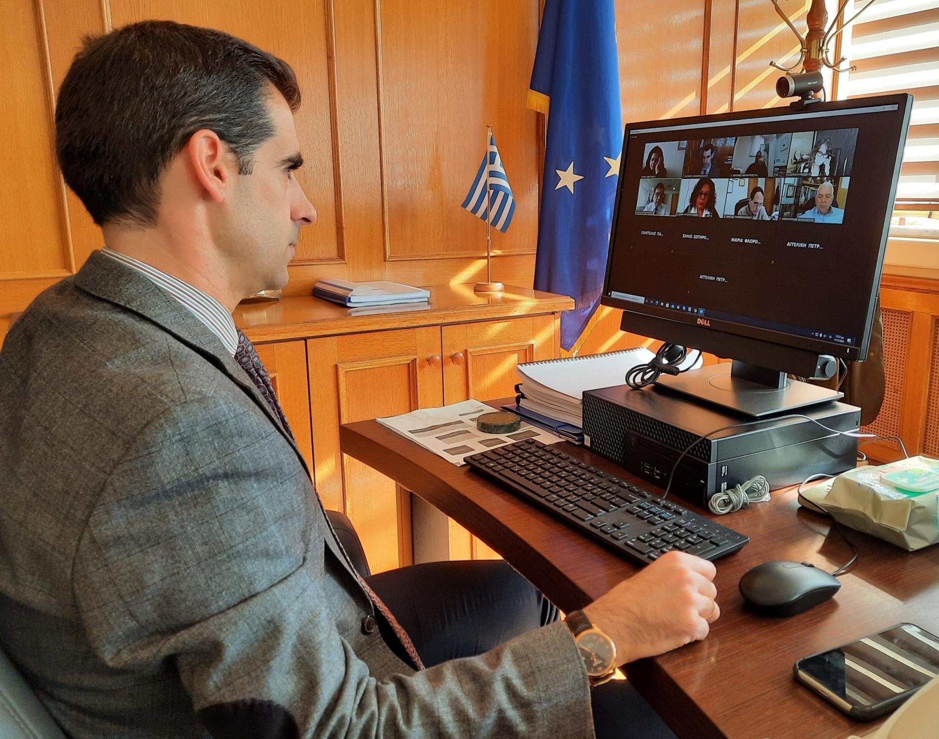 ΠΕ Ηλείας: Με πρωτοβουλία Β. Γιαννόπουλου διαδικτυακή ημερίδα για την κοινωνική ένταξη και τις επιπτώσεις της πανδημίας στην ζωή των ΑμεΑ