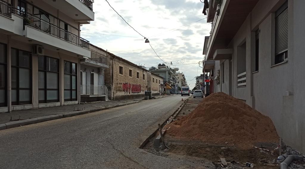 Δήμαρχος Ήλιδας Γιάννης Λυμπέρης: «Προχωράμε τα δημοπρατημένα έργα, προγραμματίζουμε νέα για την Αμαλιάδα που όλοι ονειρευόμαστε» (photos)