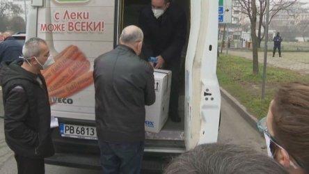 Στη Βουλγαρία μετέφεραν τα εμβόλια για τον κορωνοϊό σε φορτηγά για λουκάνικα