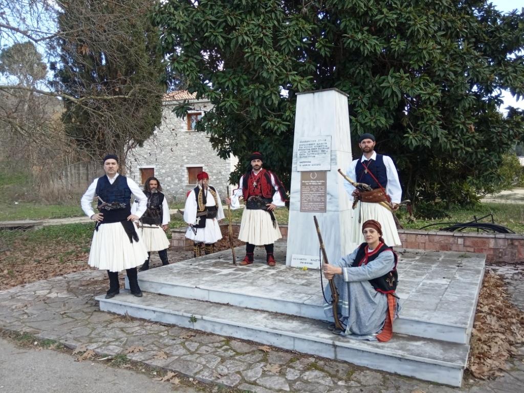 Δήμος Πύργου: Νέες παρεμβάσεις ανάδειξης του μνημείου Χαράλαμπου Βιλαέτη στο Λαντζόι