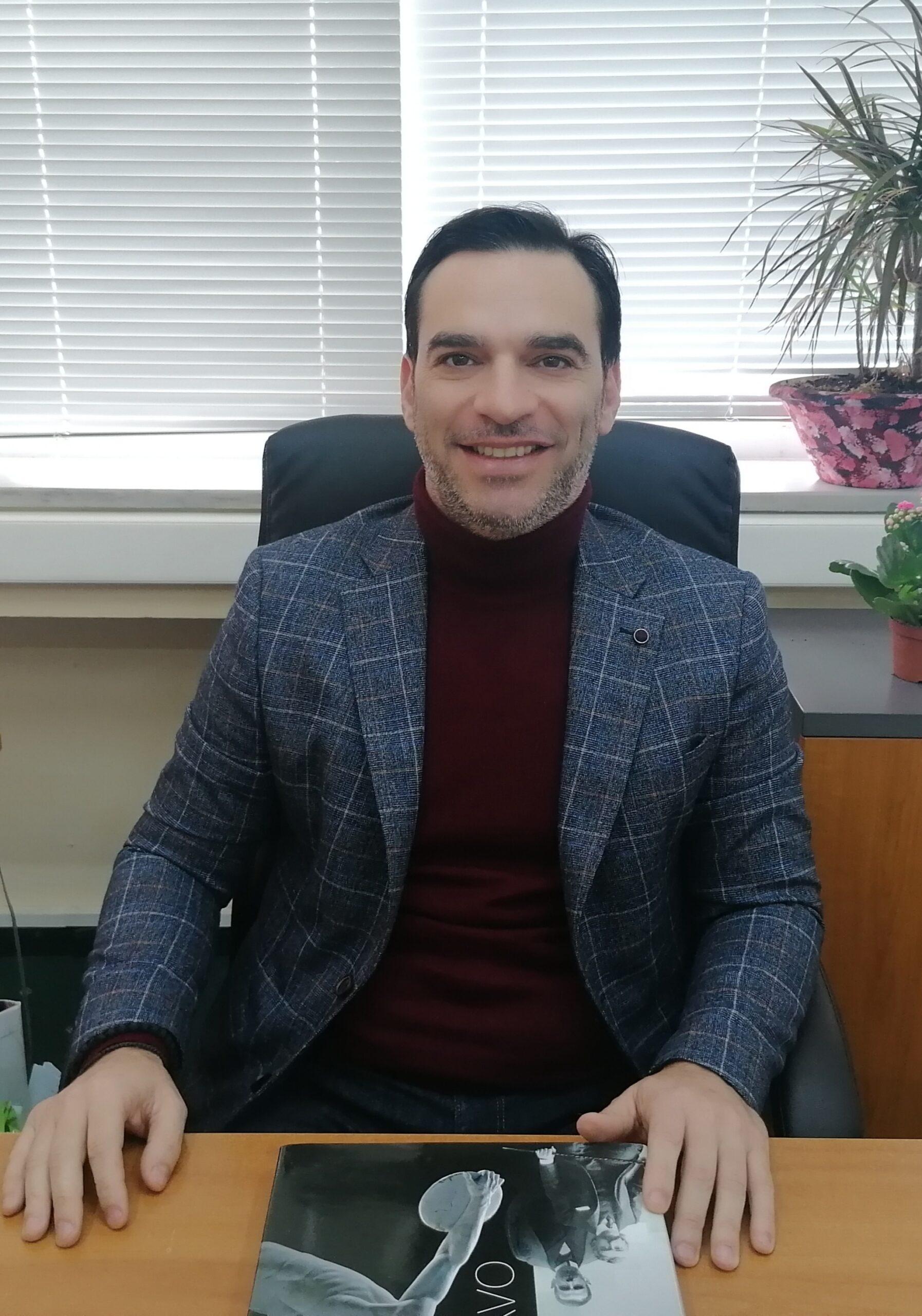 ΠΔΕ- Δημήτρης Νικολακόπουλος: Η Περιφέρεια με περισσότερες παρεμβάσεις- Κοντά στους αθλητές της Παραολυμπιάδας!