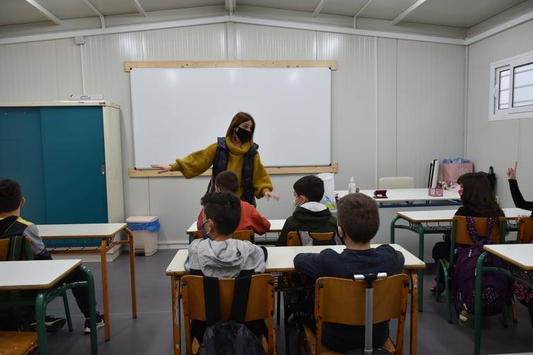 Δήμος Ανδραβίδας-Κυλλήνης: Ήχησε το κουδούνι στο Νέο Δημοτικό Σχολείο Ανδραβίδας (photos)
