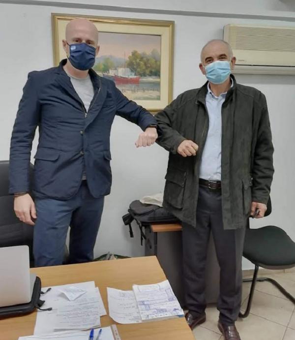 Δήμος Πηνειού: Νέα επίσκεψη του Δ. Γεωργόπουλου στο υπουργείο Αγροτικής Ανάπτυξης