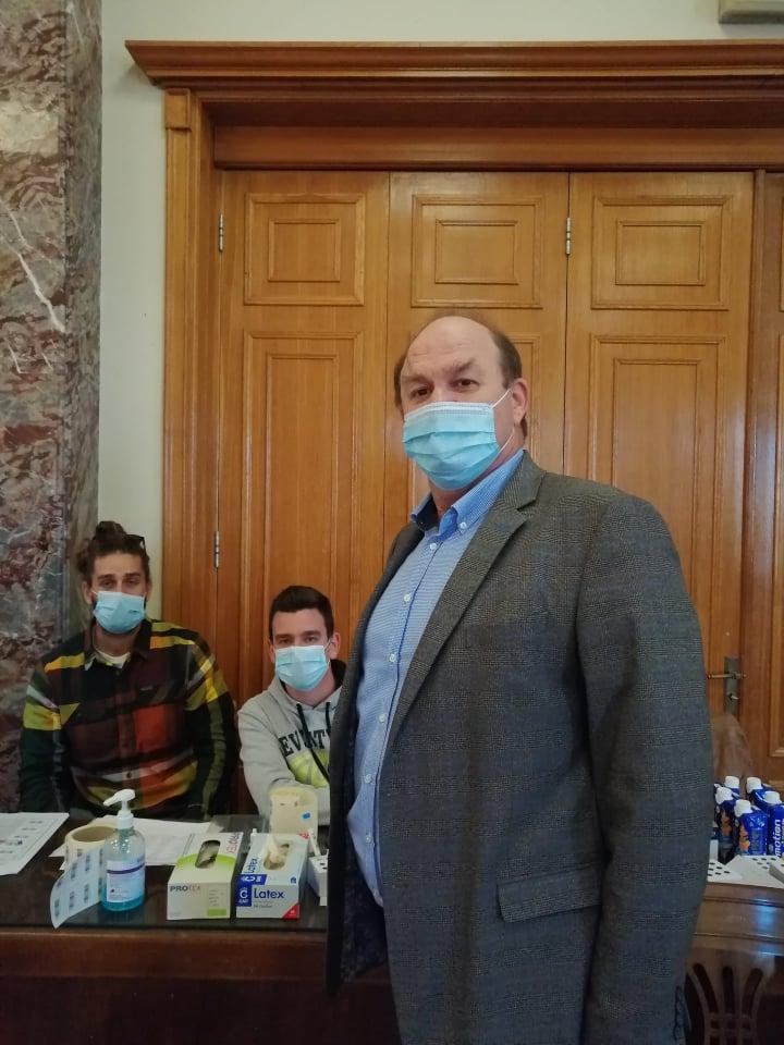Δήμος Πύργου: Δωρεάν covid testστους υπαλλήλους του δήμου- Αρνητικά όλα τα δείγματα