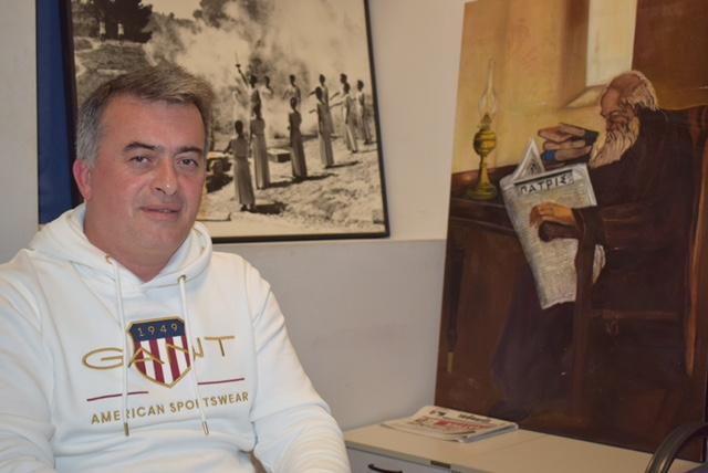 Δημήτρης Κωνσταντόπουλος: Εγώ έκανα πάντα την υπέρβαση! Αυτοί τώρα ας κάνουν την αυτοκριτική τους!