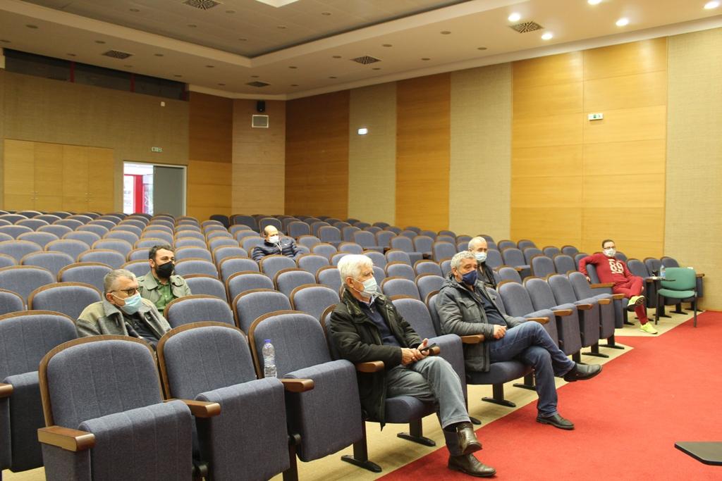 Δήμος Ήλιδας: Οργανώνουν το επόμενο αναπτυξιακό βήμα- Με τη νέα της σύνθεση, συνεδρίασε η Εκτελεστική Επιτροπή (photos)