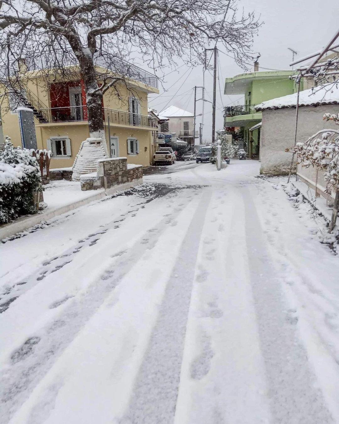 Δήμος Αρχαίας Ολυμπίας: Επιτυχής η διαχείριση της χιονόπτωσης στις ορεινές περιοχές από το Δήμο- Κλειστά αύριο Τρίτη τα σχολεία σε Δίβρη – Πανόπουλο