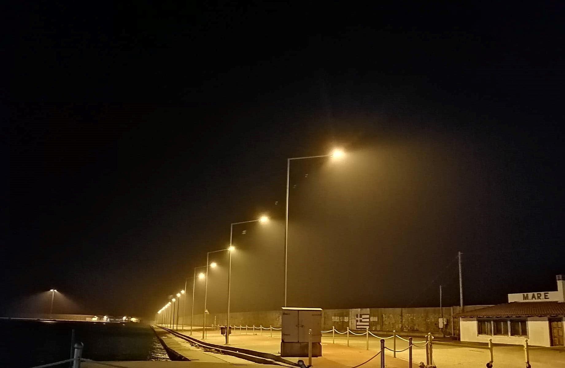 Κατάκολο: Αποκαταστάθηκε ο φωτισμός στο λιμάνι- Και στις προβλήτες και έμπροσθεν των καταστημάτων (photos)
