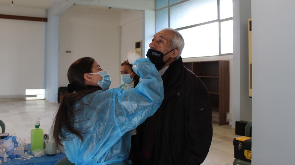 Δήμος Ήλιδας: Δωρεάν rapid test, το πρωί της Δευτέρας, στη Δημοτική Βιβλιοθήκη Αμαλιάδας- Γ. Λυμπέρης: «Να ακολουθήσουμε τους τρεις απλούς και βασικούς κανόνες για την προστασία μας από τον κορωνοϊό» (photos)