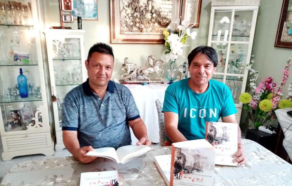 Νίκος Μπατζαλής και Κωνσταντίνος Χηνάς: Διαχρονική η προσφορά του Δημήτρη Κωνσταντόπουλου και ανιδιοτελές το ενδιαφέρον του για τη συνοικία Παπακαυκά στην Αμαλιάδα