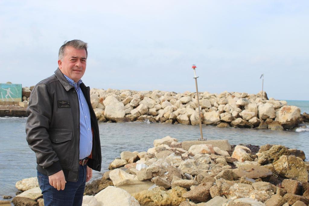 Δημήτρης Κωνσταντόπουλος για την εγκατάλειψη του Αλιευτικού Καταφυγίου στο Παλούκι: Αν δεν είναι αυτός εμπαιγμός τότε τι είναι; ΚΥΡΙΑΚΗ