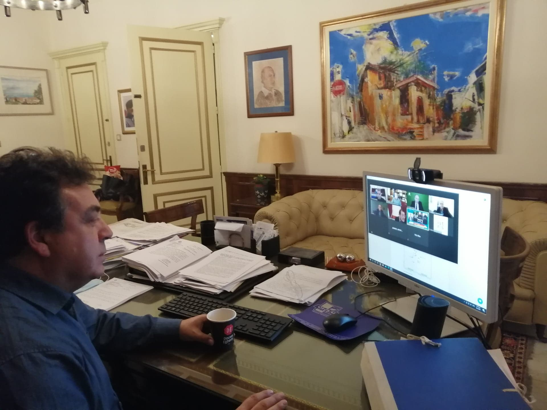 """Δήμαρχος Πύργου Παν. Αντωνακόπουλος: """"Απαιτείται διεύρυνση αρμοδιοτήτων στην κατεύθυνση καταξίωσης της Αυτοδιοίκησης ως Αναπτυξιακός και Κοινωνικός θεσμός"""""""