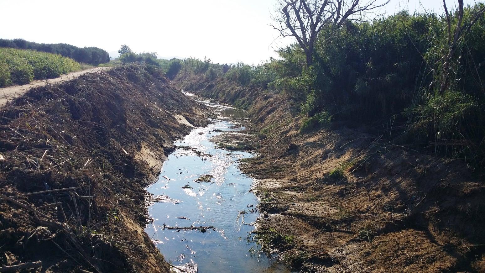 ΠΔΕ: Σε πλήρη εξέλιξη οι αντιπλημμυρικές παρεμβάσεις της Περιφέρειας στην Π.Ε. Ηλείας (photos)