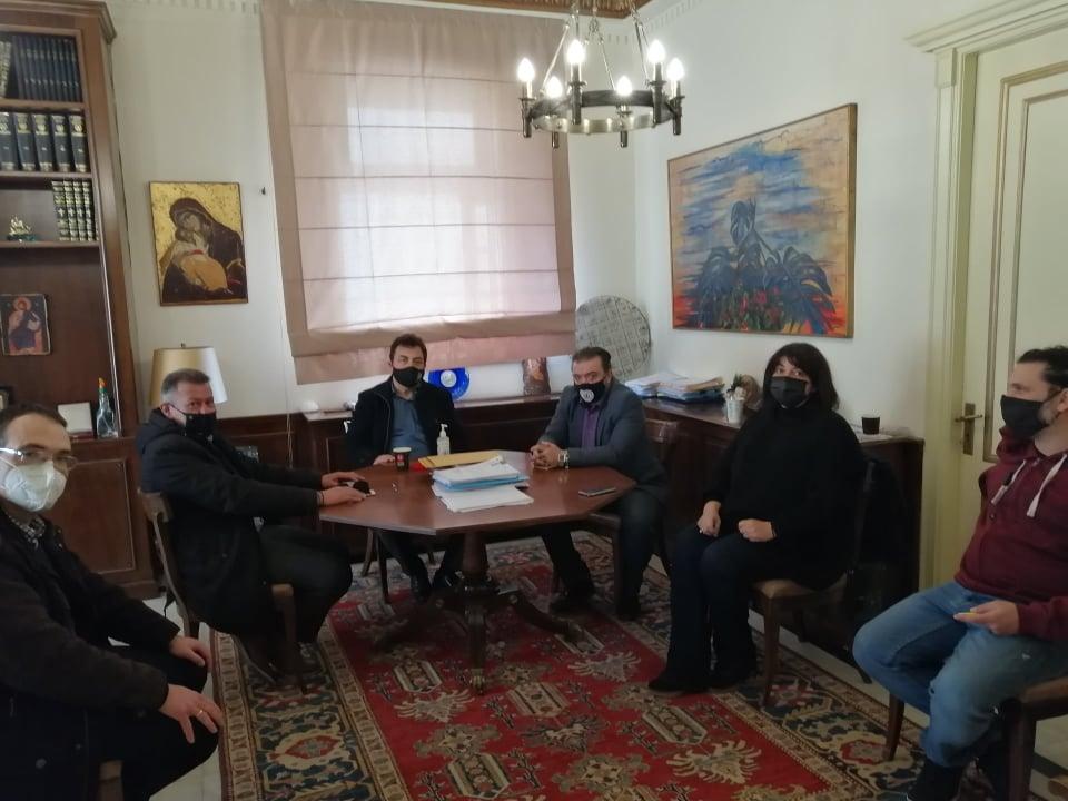 Δήμος Πύργου: Συστράτευση με τους φορείς της πόλης για την παραμονή των Πανεπιστημιακών Τμημάτων- Δηλώσεις Δημάρχου Παν. Αντωνακόπουλου (photos)