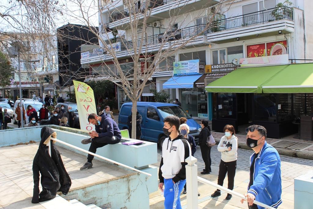 Δήμος Ήλιδας: Κλιμάκιο του ΕΟΔΥ το πρωί της Δευτέρας στην Αμαλιάδα-  Αρνητικά και τα 173 τεστ στα οποία υποβλήθηκαν κάτοικοι της πόλης (photos)