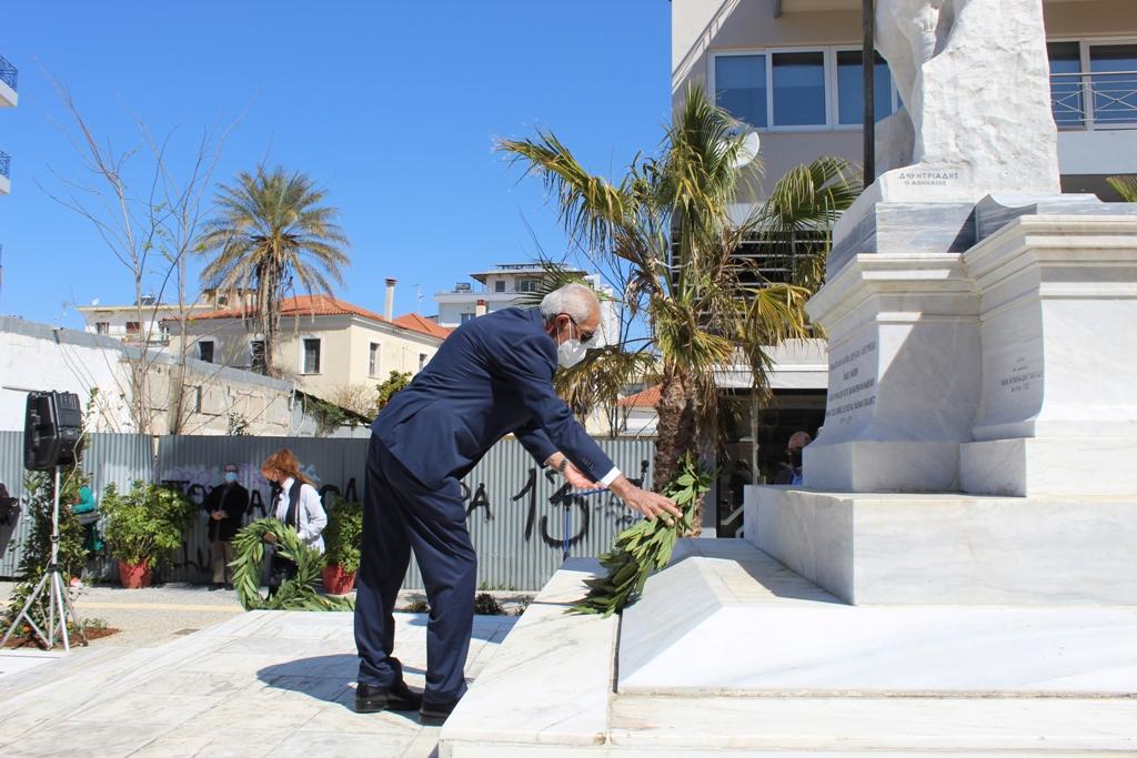 Δήμος Ήλιδας: Ο εορτασμός των 200 ετών από την επανάσταση του 1821 (photos)