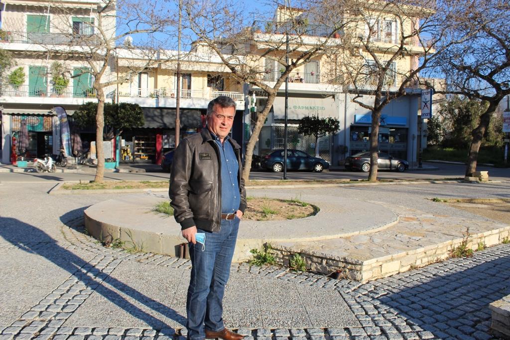 """Δημήτρης Κωνσταντόπουλος: """"Η Αμαλιάδα, η πόλη της ελευθερίας και της ομορφιάς γίνεται πόλη άγχους και αγανάκτησης…Γίνεται """"θυσία"""" στο βωμό της αλαζονείας, της προχειρότητας και της ανικανότητας της Δημοτικής αρχής"""" (photos)"""