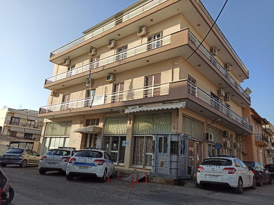 Δημήτρης Κωνσταντόπουλος: Να γίνει άμεσα μετεγκατάσταση των υπηρεσιών Αστυνομίας στην Αμαλιάδα στο κτίριο ΑΣΟ