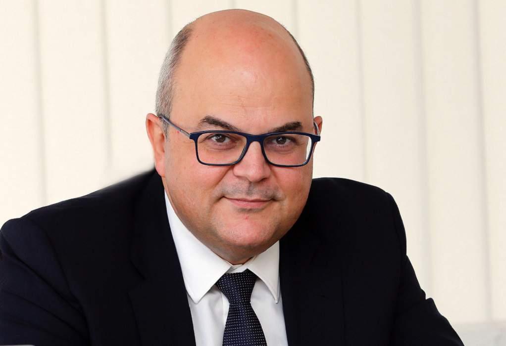 Επικοινωνία Δ. Αυγερινοπούλου με Διευθύνοντα Σύμβουλο της ΔΕΔΑ για το δίκτυο διανομής φυσικού αερίου στον Πύργο