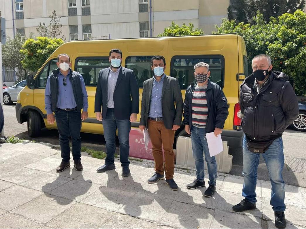Δήμος Αρχαίας Ολυμπίας: Παραχώρηση λεωφορείου από το ΙΝΕΔΙΒΙΜ στο Δήμο