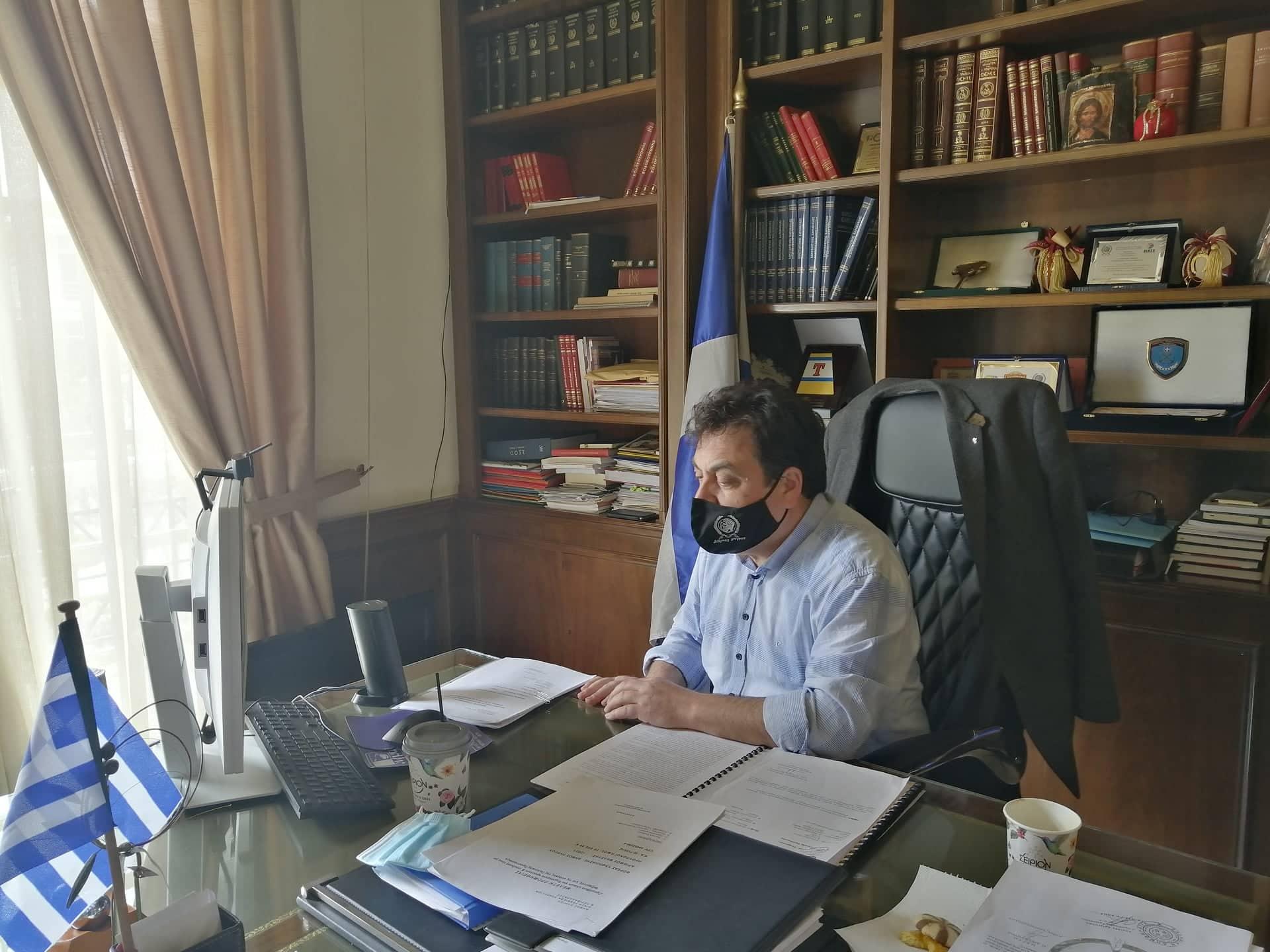 Δήμος Πύργου: Αναγνώριση της αποτελεσματικής λειτουργίας της Πολιτικής Προστασίας