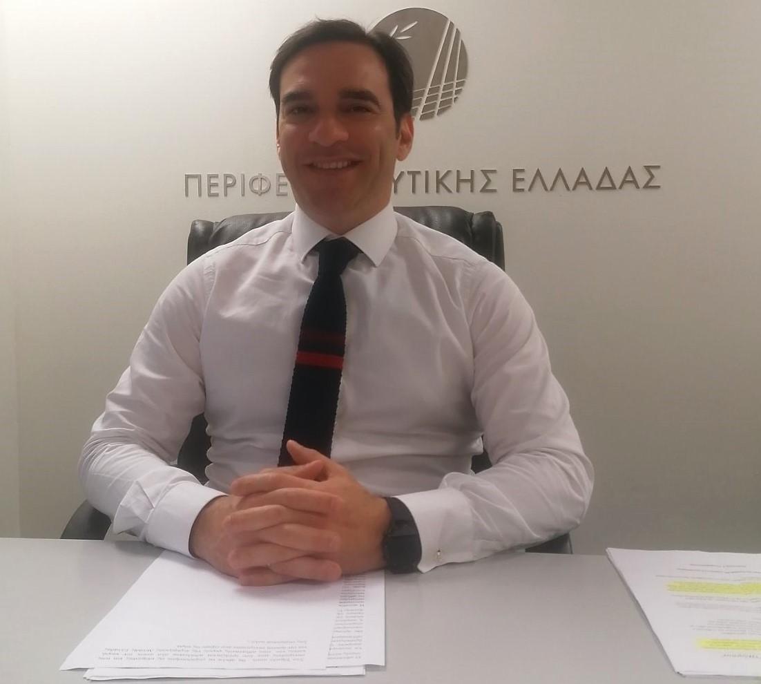 ΠΔΕ- Δημ. Νικολακόπουλος: «Η Περιφέρεια επιχορηγεί ερασιτεχνικά αθλητικά σωματεία που μετέχουν σε εθνικά πρωταθλήματα, στηρίζοντας τον τοπικό αθλητισμό»