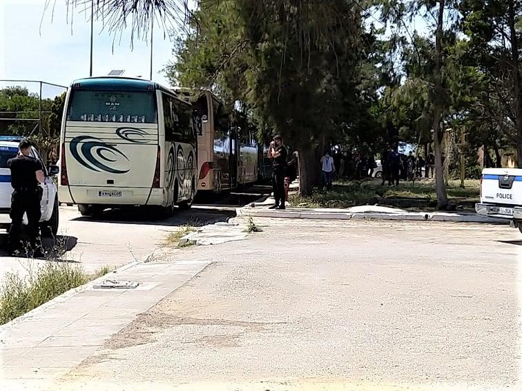 Μυρσίνη -Ηλεία: Σε κατάσταση αυστηρού lockdown για τις επόμενες 14 ημέρες η δομή φιλοξενίας προσφύγων- Μετέφεραν εκεί προσωρινά τους 182 πρόσφυγες από την Καλαμάτα εκ των οποίων οι 13 θετικοί στον covid-19