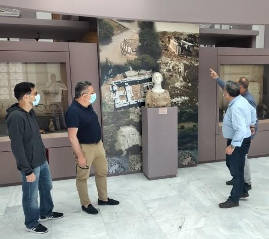 Δήμος Πύργου: Επίσκεψη στο Αρχαιολογικό Μουσείο Πύργου