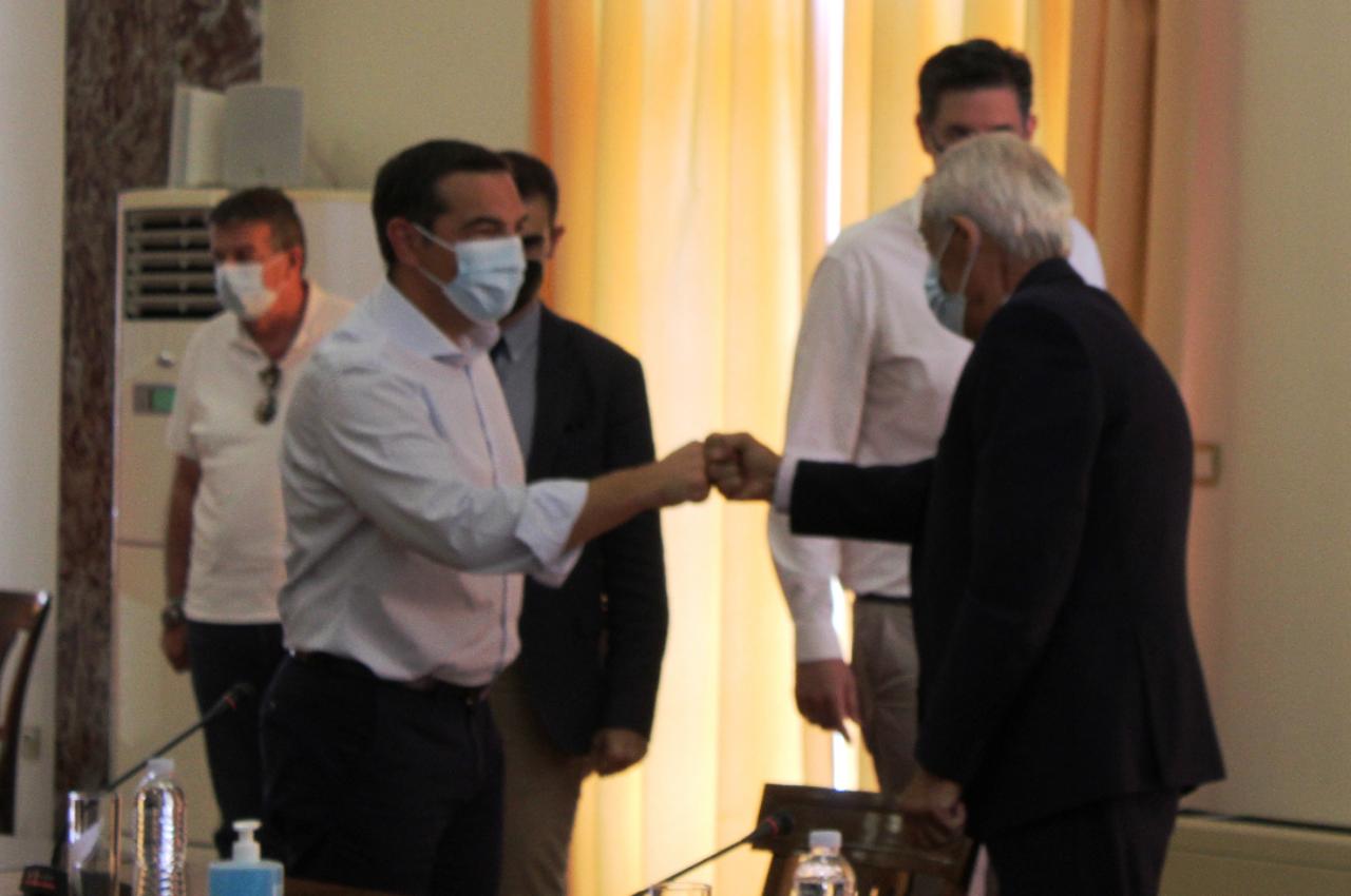 Δήμαρχος Ήλιδας Γιάννης Λυμπέρης: Σήμερα βλέπουμε το … πείραμα πάνω στο «πειραματόζωο που λέγεται Ηλεία»!