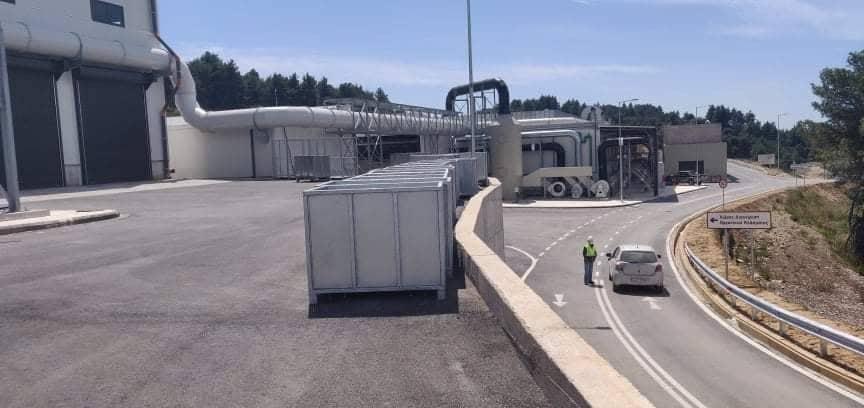 Εγκρίθηκε από την ΠΔΕ η λειτουργία της νέας Μονάδας Επεξεργασίας Απορριμμάτων στην Περιφερειακή Ενότητα Ηλείας (Photos)