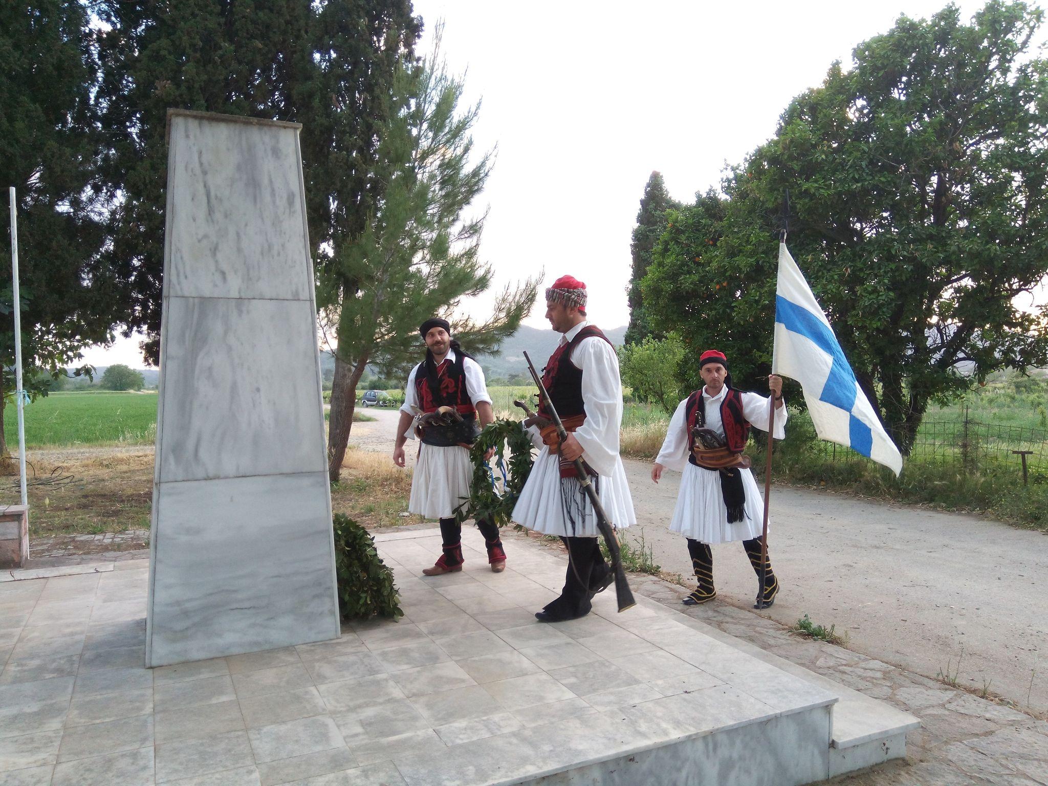 Σύλλογος Φίλων Ιστορίας «Χαράλαμπος Βιλαέτης»: Τίμησε τον αγνό Πύργιο αγωνιστή Χαράλαμπο Βιλαέτη