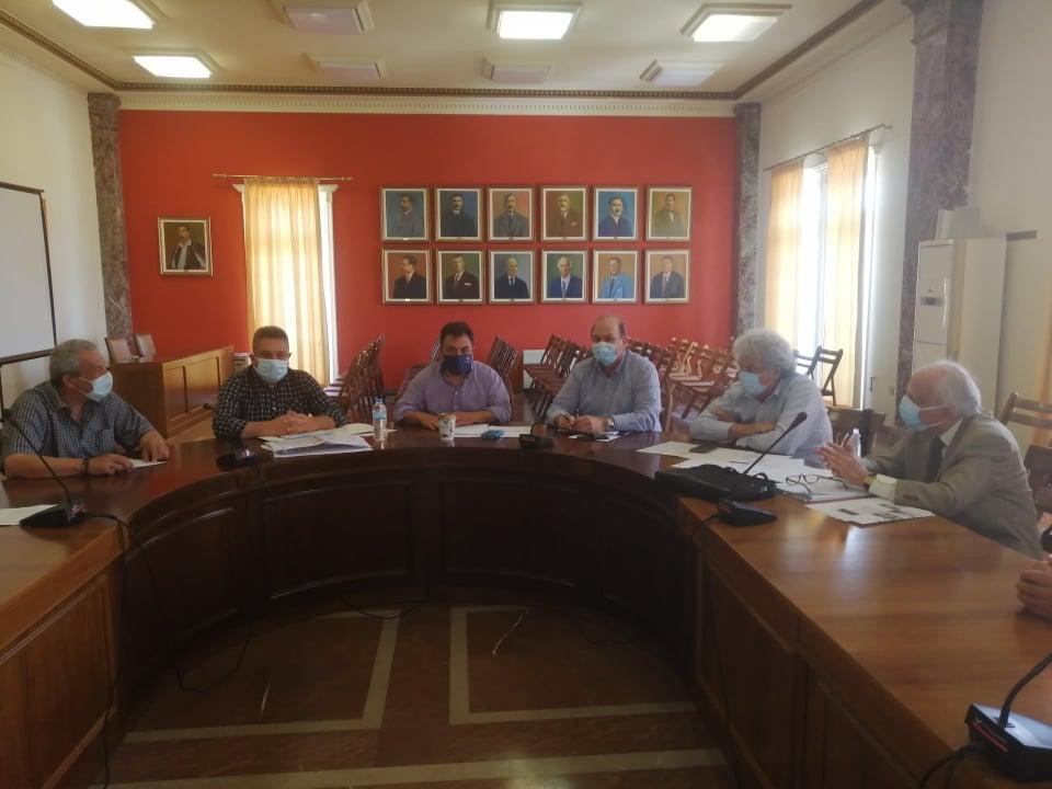 Δήμος Πύργου: Συνάντηση δημάρχου Πύργου με ενεργούς κατοίκους του Κούβελου για την περαιτέρω αναβάθμιση της περιοχής